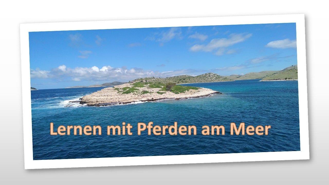 Ferien am Meer mit allen Sinnen