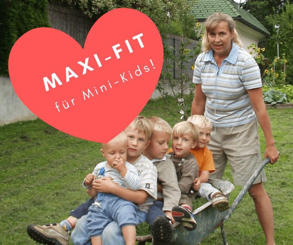 Arbeiten mit Eltern-Kind-Gruppen